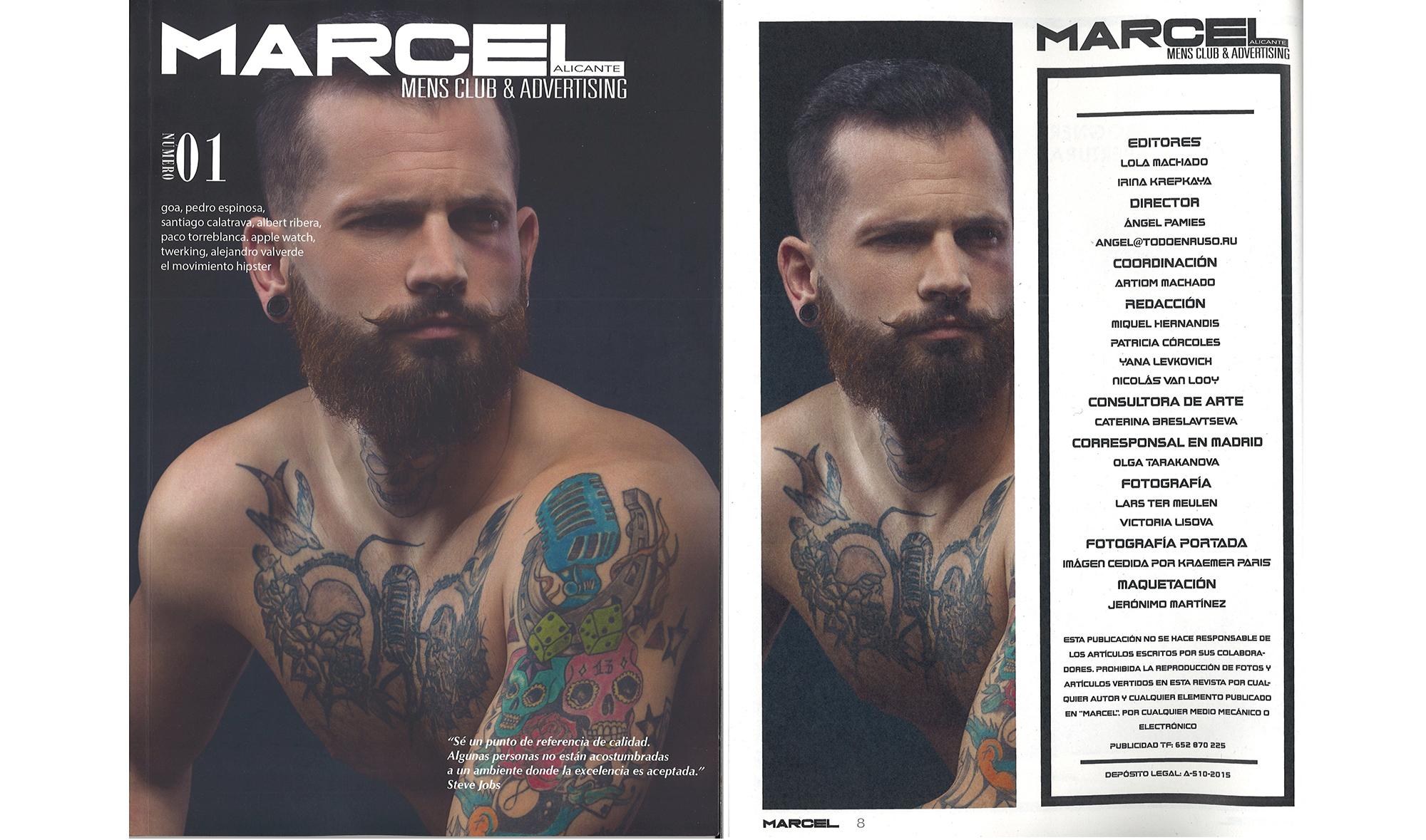 Como Ser Indie Pretty marcel aout 2015 - kraemer coiffure paris