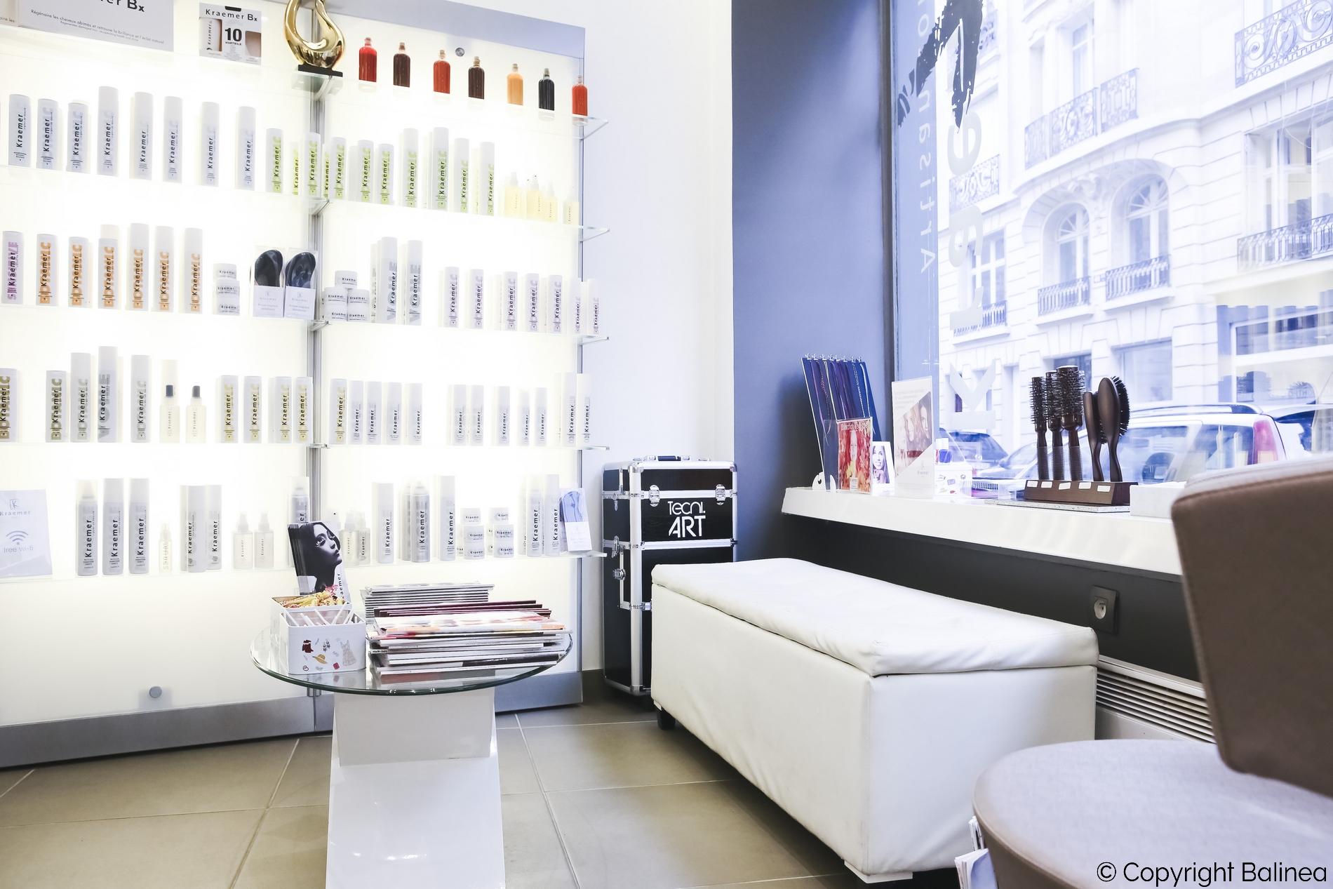 Salon de coiffure Kraemer Paris - Kraemer Coiffure Paris