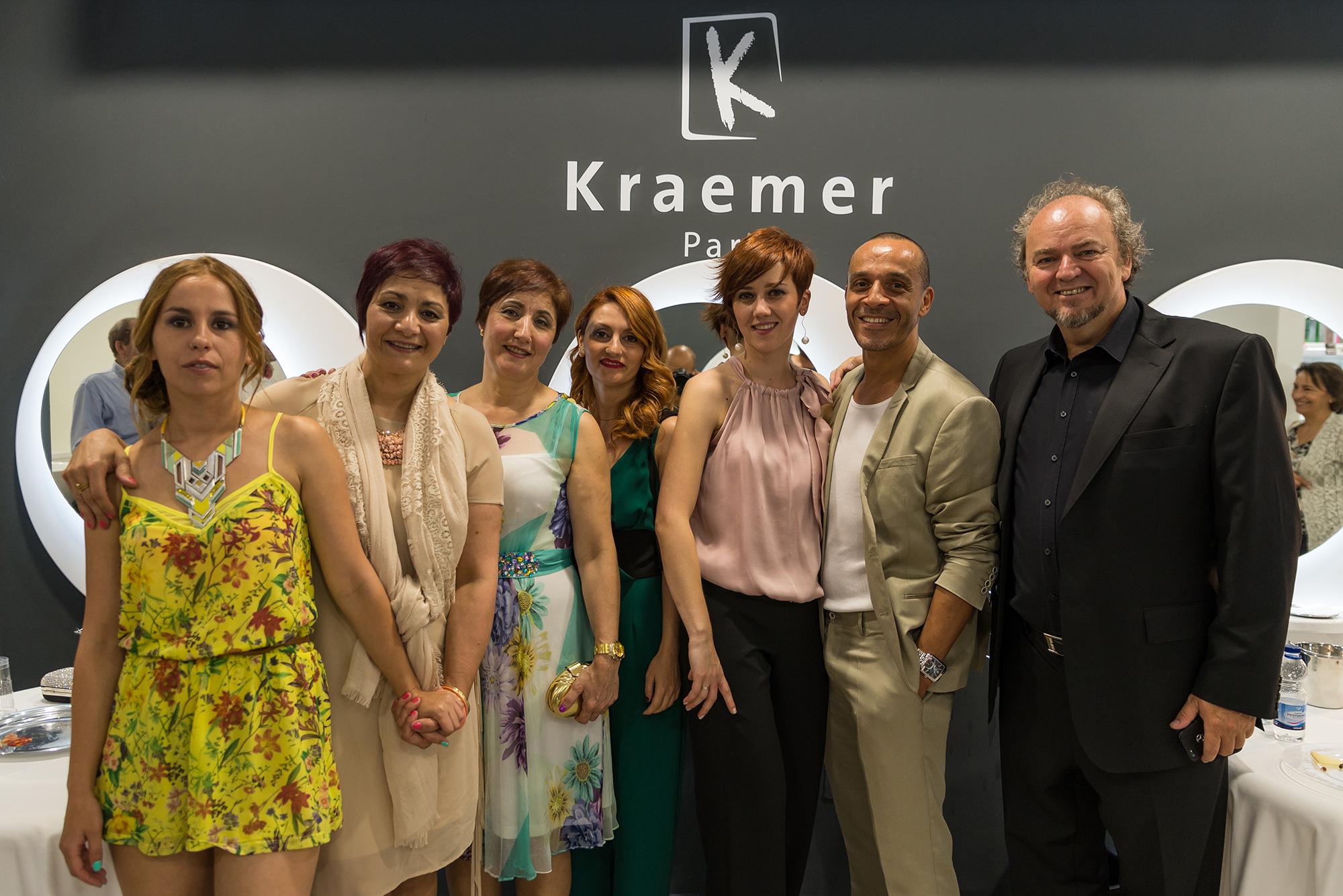 Hairdresser Kraemer Oviedo - Kraemer Coiffure Paris