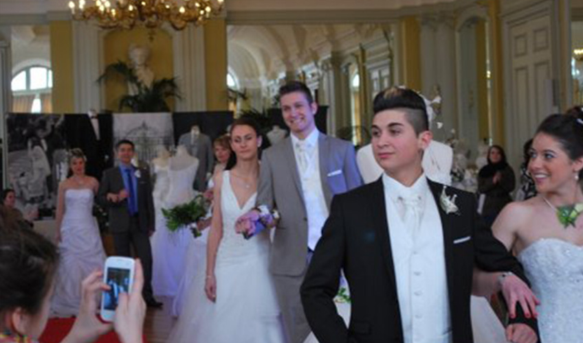 Salon du mariage u00e0 Lunu00e9ville - Kraemer Coiffure Paris